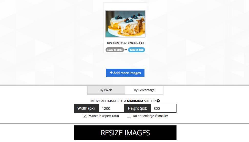 Como otimizar imagens e fotos para usar em seu site